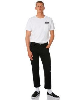 WHITE MENS CLOTHING DEUS EX MACHINA TEES - DMS41065RWHT