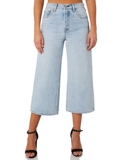 THROWING SHADE WOMENS CLOTHING LEVI'S JEANS - 57723-0001TSHAD