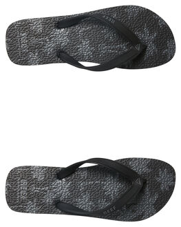 BLACK PALMS MENS FOOTWEAR REEF THONGS - 220BLP