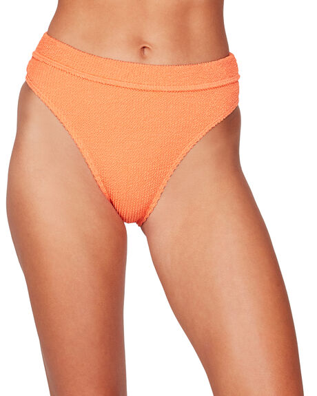 NECTARINE WOMENS SWIMWEAR BILLABONG BIKINI BOTTOMS - BB-6507558-NEC