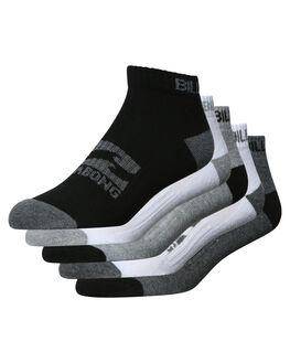 ASSORTED MENS CLOTHING BILLABONG SOCKS + UNDERWEAR - 9671604AASST