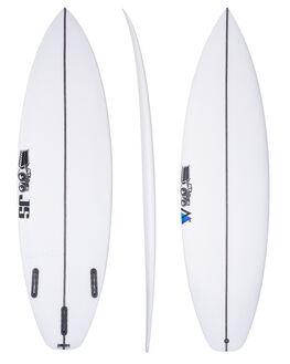 CLEAR BOARDSPORTS SURF JS INDUSTRIES PERFORMANCE - JSMNSTA6CLR