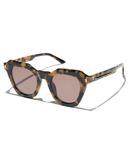 YELLOW TORT MENS ACCESSORIES VALLEY SUNGLASSES - S0430YTOR