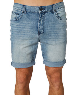 TYPHOON BLUE MENS CLOTHING GLOBE SHORTS - GB01716010TYPBL