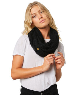 BLACK OUTLET WOMENS RIP CURL SCARVES + GLOVES - GSABZ10090