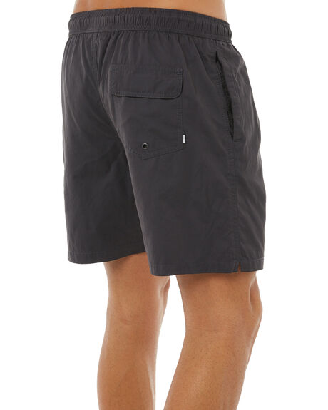 DARK CHAR MENS CLOTHING DEPACTUS BOARDSHORTS - D5183234DKCHR