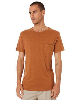 ORANGE EARTH MENS CLOTHING MOLLUSK TEES - MF14010OAE
