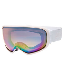 POWDER PINK ROSE BOARDSPORTS SNOW CARVE GOGGLES - 6007POPNK