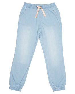 LT BLUE KIDS TODDLER GIRLS EVES SISTER PANTS - 8090017BLU