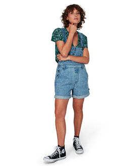 LIGHT STONE WOMENS CLOTHING RVCA PLAYSUITS + OVERALLS - RV-R292767-L28