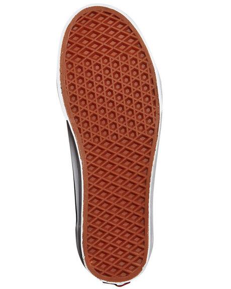 NAVY WOMENS FOOTWEAR VANS SNEAKERS - SSVN-0D3HNVYW
