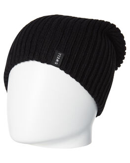 BLACK OUTLET MENS SWELL HEADWEAR - S51841762BLK