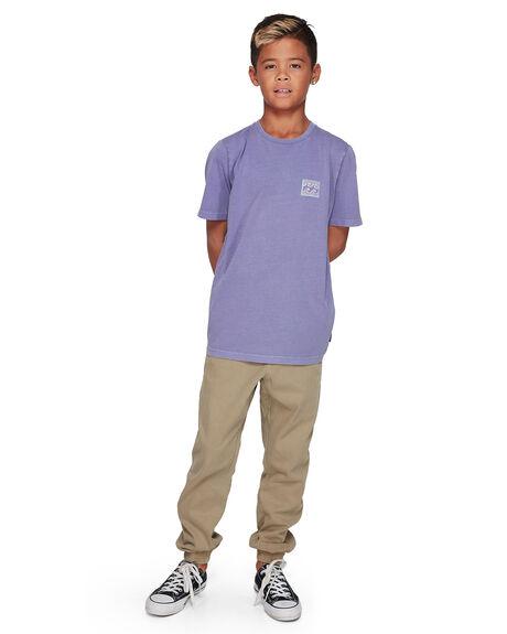 GRAPE KIDS BOYS BILLABONG TOPS - BB-8507040-GRA
