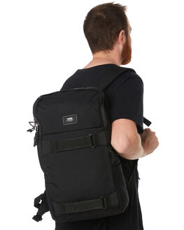BLACK RIPSTOP MENS ACCESSORIES VANS BAGS + BACKPACKS - VNA3I696ZCBLK