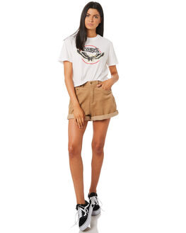 WHITE WOMENS CLOTHING INSIGHT TEES - 5000003200WHT