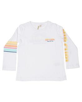 WHITE KIDS TODDLER GIRLS RIP CURL CLOTHING - FTEBK11000