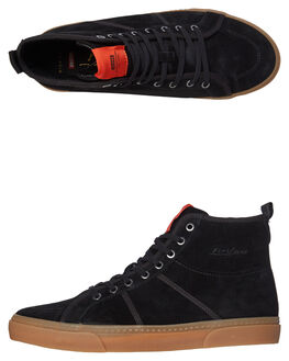 BLACK GUM MENS FOOTWEAR GLOBE SNEAKERS - GBLAII-10023