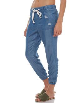 INDIGO WOMENS CLOTHING ELWOOD PANTS - W73617343