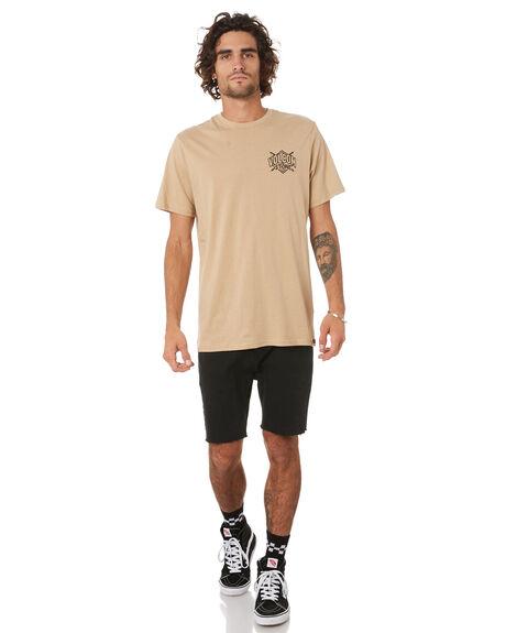 GRAVEL MENS CLOTHING VOLCOM TEES - A5002038GRVL