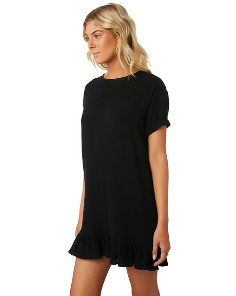 BLACK WOMENS CLOTHING SWELL DRESSES - S8184455BLACK