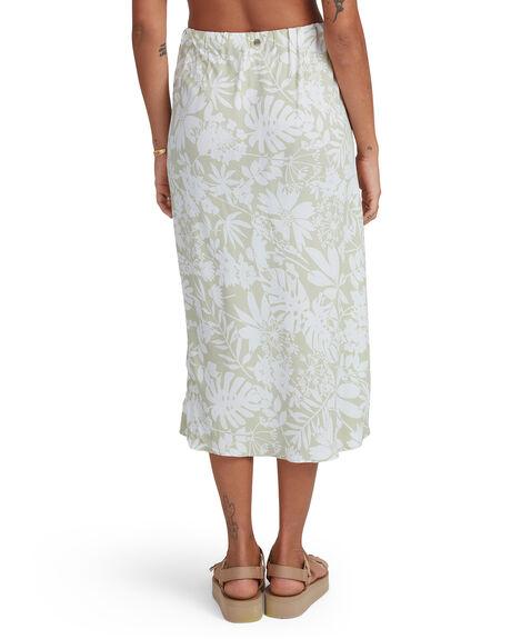 HONEY DEW WOMENS CLOTHING BILLABONG SKIRTS - BB-6517969-HDW