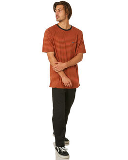 COPPER MENS CLOTHING VOLCOM TEES - A01118R0COP