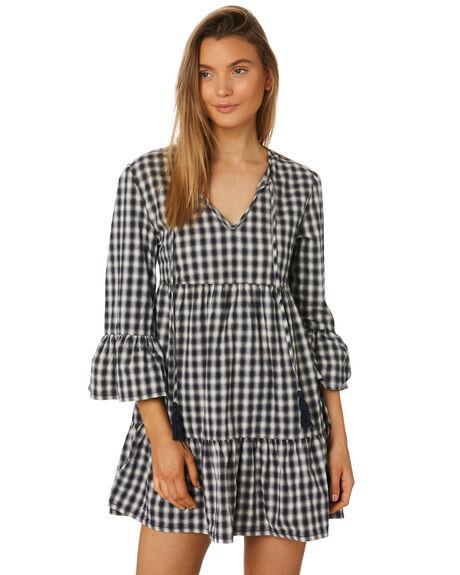 FENNEL WOMENS CLOTHING RUSTY DRESSES - DRL0957FNL