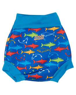 MULTI BLUE KIDS BABY ZOGGS CLOTHING - 8010180MBLU