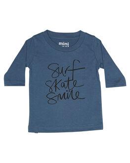 PIGMENT BLUE KIDS BABY MUNSTER KIDS CLOTHING - MI172TL04PBLU