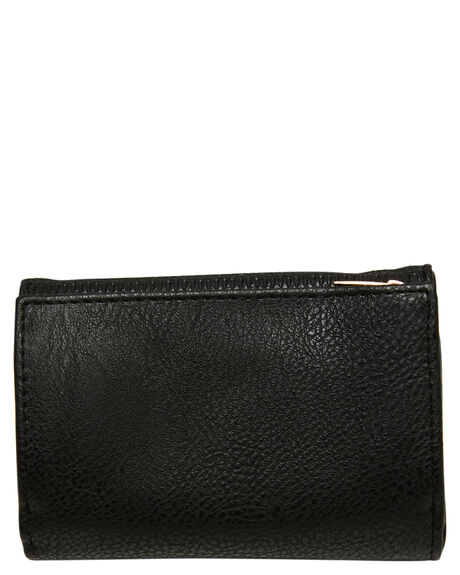BLACK WOMENS ACCESSORIES BILLABONG PURSES + WALLETS - 6603201ABLK
