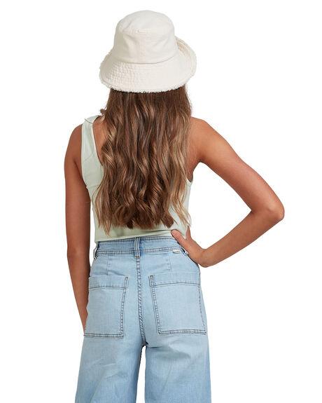 MIST WOMENS CLOTHING BILLABONG SINGLETS - 6503174-MST