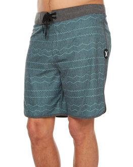 BLACK MENS CLOTHING HURLEY BOARDSHORTS - MBS000768000A