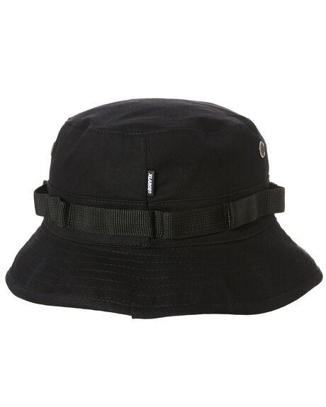 BLACK MENS ACCESSORIES XLARGE HEADWEAR - XL702006BLK
