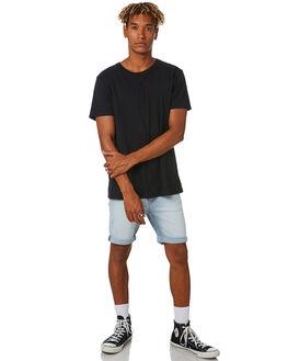 STONE BLEACH MENS CLOTHING A.BRAND SHORTS - 814564690