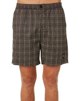 BROWN MENS CLOTHING STUSSY SHORTS - ST092608BRWN