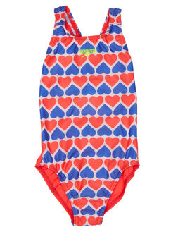 HEART KIDS TODDLER GIRLS SPEEDO SWIMWEAR - 42896-6425