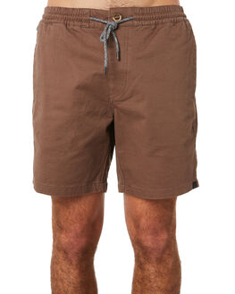 MUSHROOM MENS CLOTHING VOLCOM SHORTS - A1031701MSH