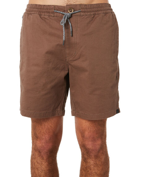 MUSHROOM MENS CLOTHING VOLCOM SHORTS - A1031701MSH