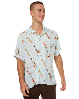 MULTI MENS CLOTHING GOOD WORTH SHIRTS - BBU1711MULTI