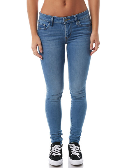 THIRTEEN WOMENS CLOTHING LEVI'S JEANS - 18881-0252THT