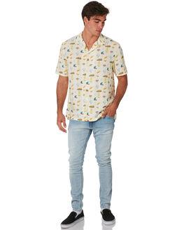 INDIGO MANIA MENS CLOTHING NUDIE JEANS CO JEANS - 113004INMAN