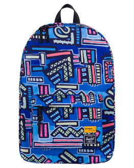 ABSTRACT GEO MENS ACCESSORIES HERSCHEL SUPPLY CO BAGS - 10230-01991-OSABST