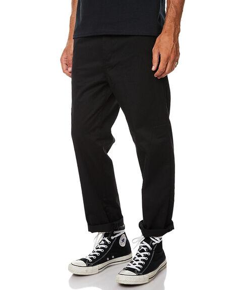 BLACK MENS CLOTHING GLOBE PANTS - GB01736011BLK
