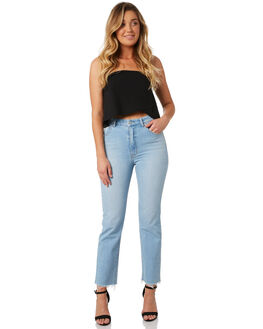 COMFORT SKY WOMENS CLOTHING ROLLAS JEANS - 12783-4217