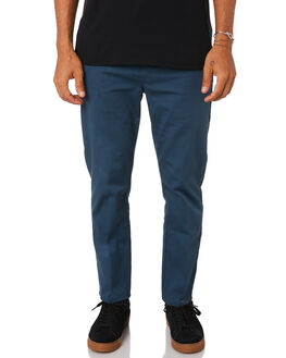 SQUADRON BLUE MENS CLOTHING HURLEY PANTS - 942779464
