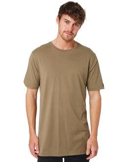 GRASS MENS CLOTHING ZANEROBE TEES - 102-VERGRASS