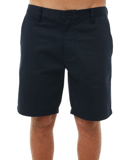 INDIGO MENS CLOTHING OUTERKNOWN SHORTS - 1710021INK