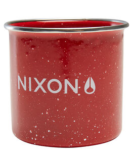 RED MENS ACCESSORIES NIXON DRINKWARE - C2887-RED