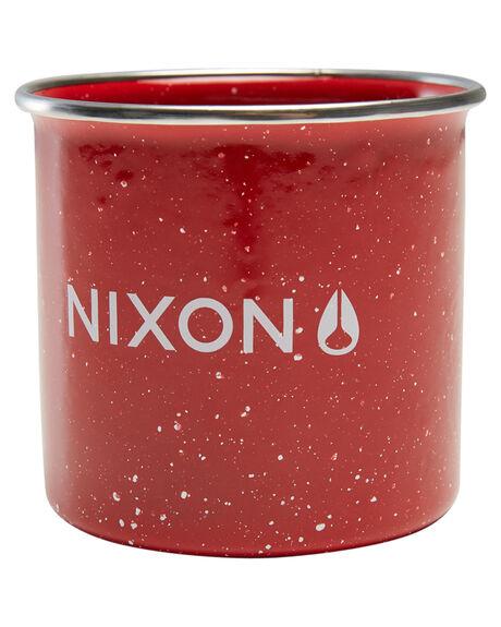 RED MENS ACCESSORIES NIXON DRINKWARE - C2887-RED