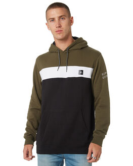 DARK OLIVE MENS CLOTHING RIP CURL JUMPERS - CFEOL19389